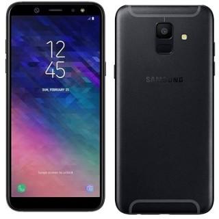 Samsung Galaxy A6 čierny