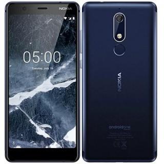 Nokia 5.1 Dual SIM modrý