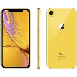 iPhone Xr 256GB žltá