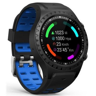 EVOLVEO SportWatch M1S Black Blue, SIM