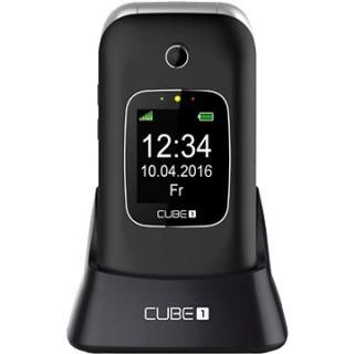 CUBE1 VF300 čierny