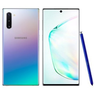 Samsung Galaxy Note10 Dual SIM strieborná