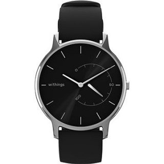 Withings Move Timeless – Black/Silver
