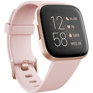 Fitbit Versa 2 (NFC) – Petal/Copper Rose
