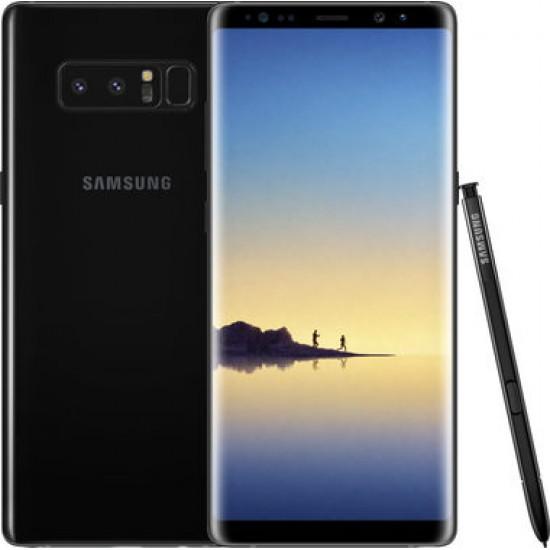 Zánovní - SAMSUNG Galaxy Note 8 černá