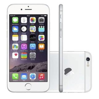 Apple iPhone 6 128GB Silver použivaný