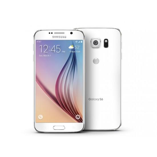 65af5e98c Samsung Galaxy S6 G920F 32GB White Trieda B