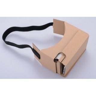 Okuliare pre virtuálnu realitu Apei Eco Paperboard, ROZBALENO