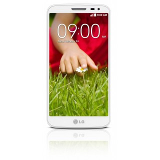 Smartphone LG G2 mini, D620R, 8 GB, biely