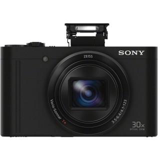 Fotoaparát Sony DSC-WX500, čierny