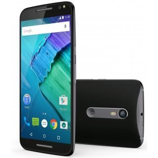 Motorola X Style Dual SIM čierny vystavený kus + nekonečné dáta zadarmo na 1 mesiac od 4ky