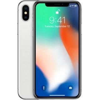 Apple iPhone X 256GB Silver Trieda B
