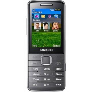 Samsung S5610 Metallic Silver Trieda A