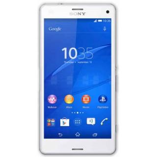 Sony D5803 Xperia Z3 Compact White Trieda A