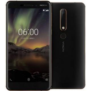 Nokia 6.1 Dual SIM Black Trieda C