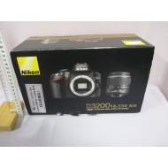 Fotoaparát,Fotopríslušenstvo... Nikon D3200 kr., man., nab.,